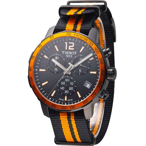 TISSOT T-SPORT 天梭飆速計時腕錶 T0954173705700