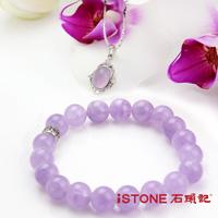 石頭記 典藏紫羅蘭玉髓套組-鏡花