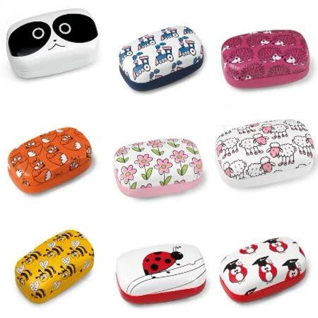 GIORGIO FEDON 萬用收納盒、隱形眼鏡盒、飾品盒