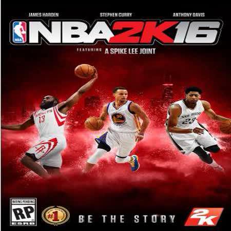 普雷伊 PC版  NBA 2K16 亞洲中英文版
