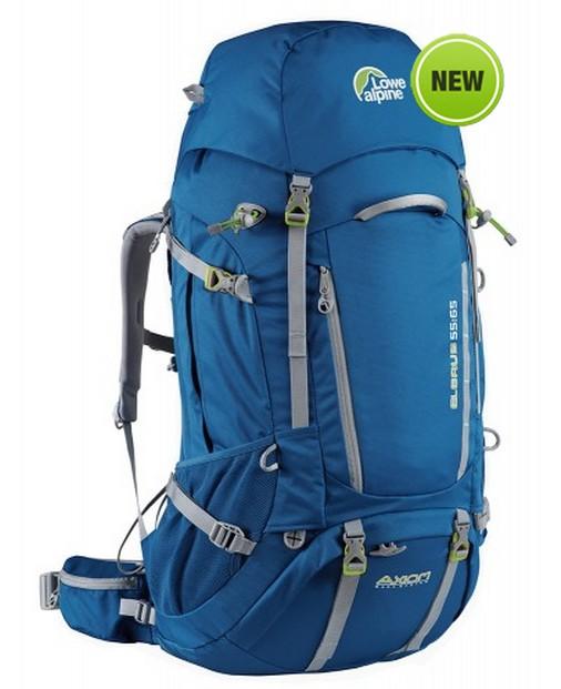 Lowe alpine Elbrus 登山健行背包FBP~64~55  55~65L  城
