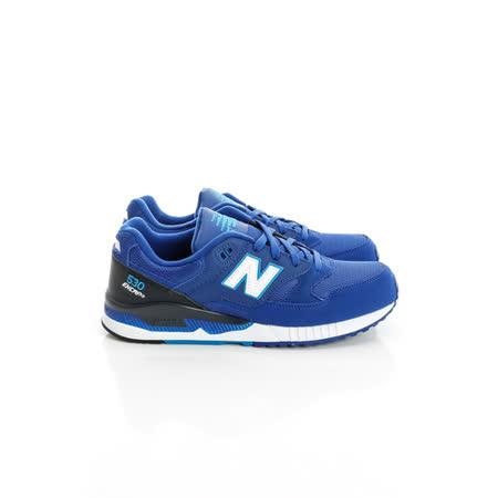 New Balance (男)經典復古鞋-藍-M530PIB