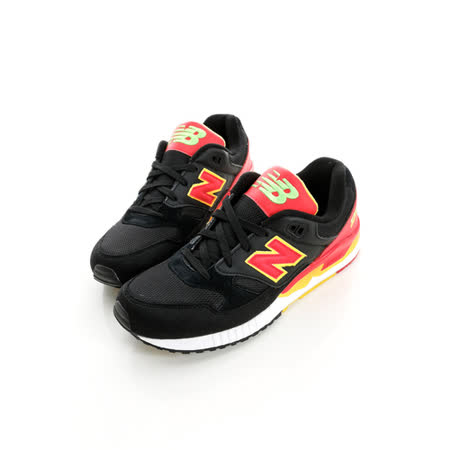 New Balance (男)經典復古鞋-黑-M530PIN