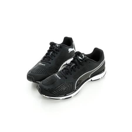 PUMA (女)慢跑鞋-黑-18815604