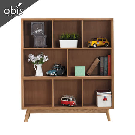 【obis】悠晴開放書櫃