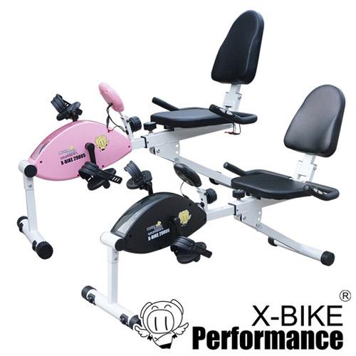 Performance 台灣精品 X-BIKE 遠東 百貨 新竹 店29805 瘦腹機 坐臥式磁控健身車