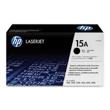 HP C7115A/15A 原廠黑色碳粉匣 (2入)