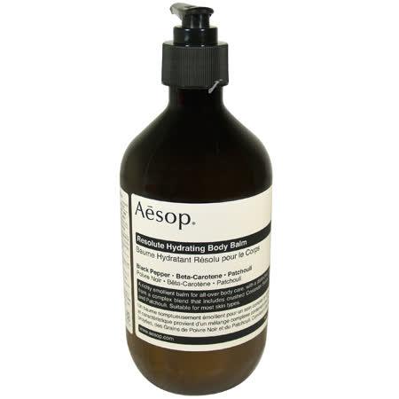 【私心大推】gohappy快樂購Aesop 堅毅辛香身體乳霜(500ml)評價如何gohappy 購物 金