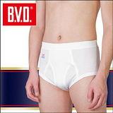BVD 速乾三角褲 (3件組) 台灣製造