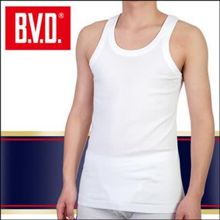 BVD 速乾背心 (3件組) 台灣製造
