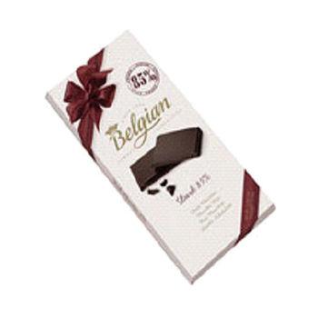 白儷人85%醇黑巧克力100g