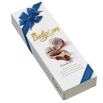 白儷人貝殼巧克力 65g