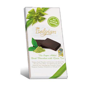 白儷人無糖抹茶巧克力100g