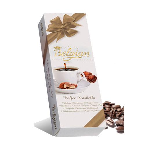 白儷人咖啡貝殼巧克力60g