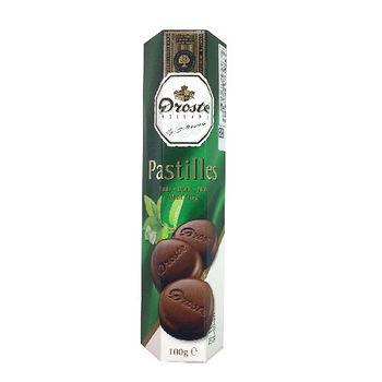 Droste醇黑薄荷脆心巧克力100g