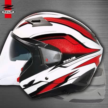 ZEUS 611E TT10-變形金剛│風洞散熱設計│可拆式下巴│內墨片設計│彩繪系列│多帽款應用設計