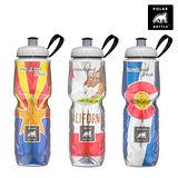 Polar Bottle 24oz保冷水壺 / 城市綠洲