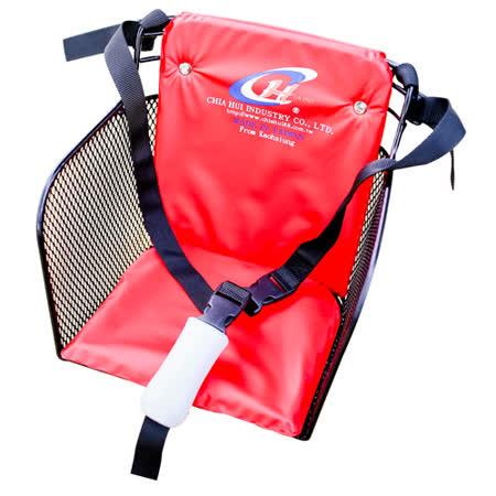 BIKEONE BABY CHAIR 前置型 防刮鐵網 腰帶式兒童安全座椅