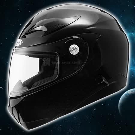 【ZEUS 瑞獅ZS-807A 素色系列】內建墨片│內襯全可拆洗|全罩式安全帽|重機騎士愛用