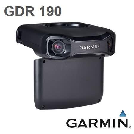 GARMIN 停車錄影 行車記錄器GDR190 超大廣角200度行車記錄器