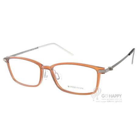 VYCOZ眼鏡 創新EMPLA材質(咖啡-槍黑) #TAG BRNGN