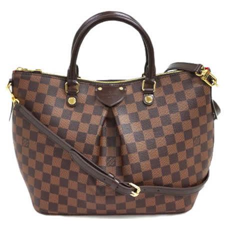 Louis Vuitton LV N41546 Siena MM 棋盤格紋兩用托特包(中 )_預購