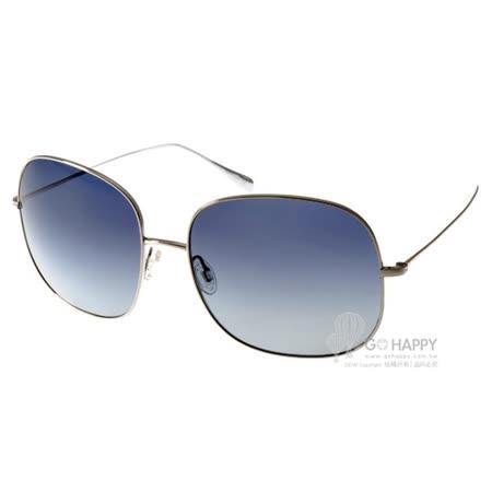 OLIVER PEOPLES太陽眼鏡 復古飛行偏光款(銀) #DAISY 50364U