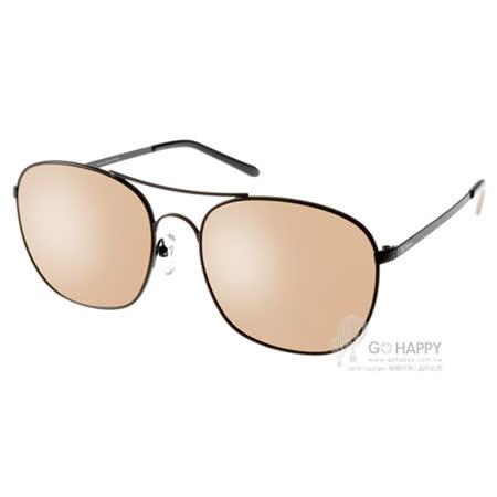 PAUL HUEMAN太陽眼鏡 率性飛行水銀鏡面款(黑) #PHS880D 05M