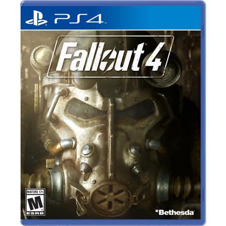 普雷伊 PS4 異塵餘生 Fallout 4 亞洲中文版