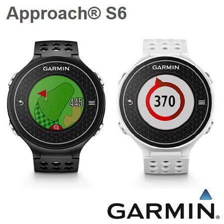 GARMIN Approach S6 中文版高爾夫球GPS腕錶