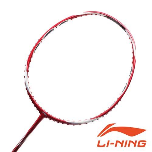 LI-NING TP100B 羽球拍 - 空拍 附太平洋 sogo 新竹 店球拍袋 羽毛球拍 李寧 紅黑 F
