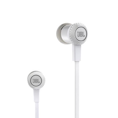 JBL - Synchros S100 頂級耳道式耳機 - 時尚白