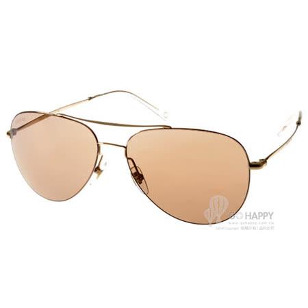 GUCCI太陽眼鏡 經典飛行款(金) #GG2245S CJ5GXS