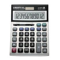 【LIBERTY】稅率高手-桌上型12位數計算機