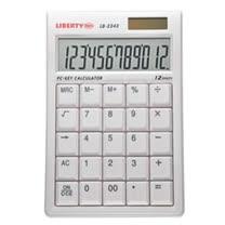 【LIBERTY】PC按鍵-電腦按鍵式12位數計算機