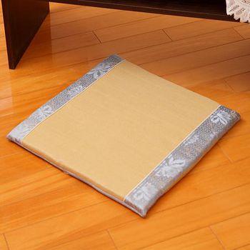 床之戀 恆彩仿草蓆沙發坐墊 -50*50*3cm