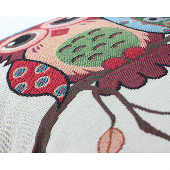 色織緹花抱枕(44*44cm)