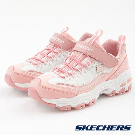 SKECHERS (童) 女童系列 D LITES - 996253LPKW