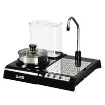 【大家源】泡茶王-即熱式飲水機+抽水寶超值組 TCY-5904L