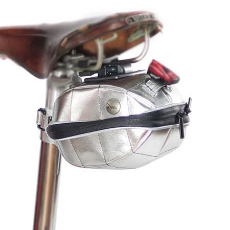 【MOVE】 手榴彈形座墊包-銀