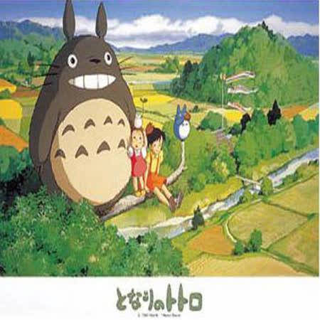 【宮崎駿系列拚圖】龍貓系列-晴朗天氣篇 108pcs ES108-219