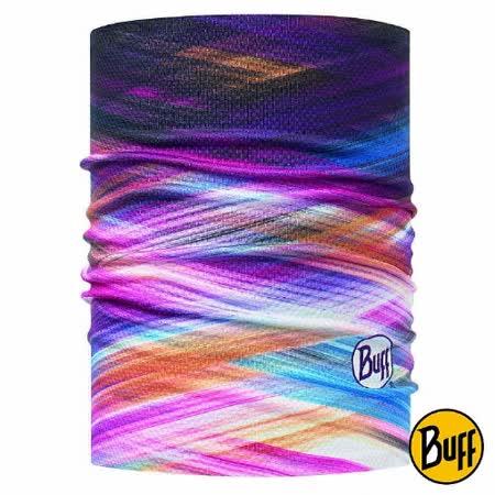 BUFF 極限紫 快乾頭盔巾