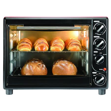 【網購】gohappy 線上快樂購『Kolin』☆ 歌林33公升上下獨立溫控大烤箱 KBO-LN331好嗎台北 百貨 公司 活動