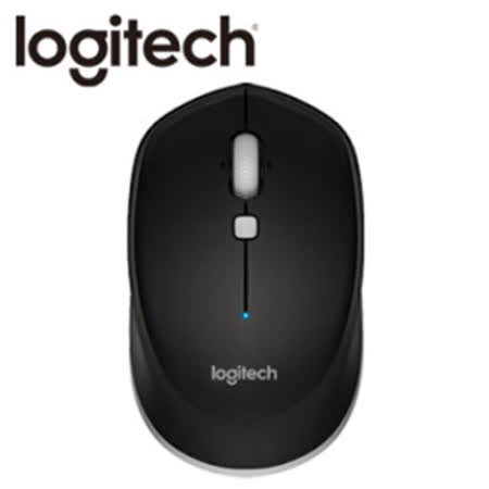 Logitech 羅技M337藍芽滑鼠(黑)