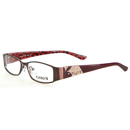 PLAYBOY-時尚光學眼鏡(PB82017-8)