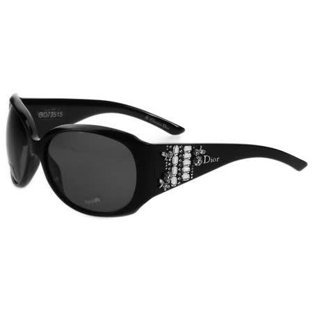 Dior-時尚太陽眼鏡(黑色CD-D28)