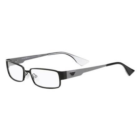 EMPORIO ARMANI 時尚光學眼鏡!(黑色)EA9654