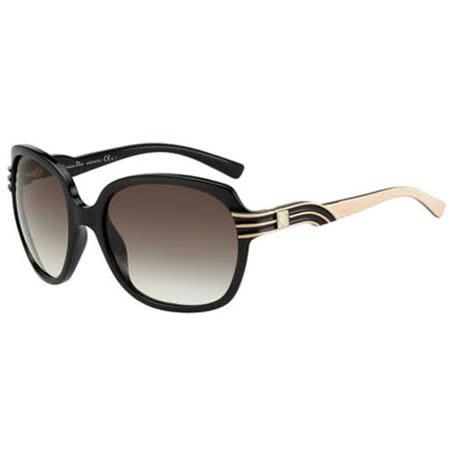 Dior-時尚太陽眼鏡(共黑+深咖啡2色)