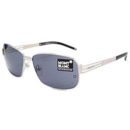 萬寶龍 MONTBLANC-時尚太陽眼鏡(共2色)MB332S