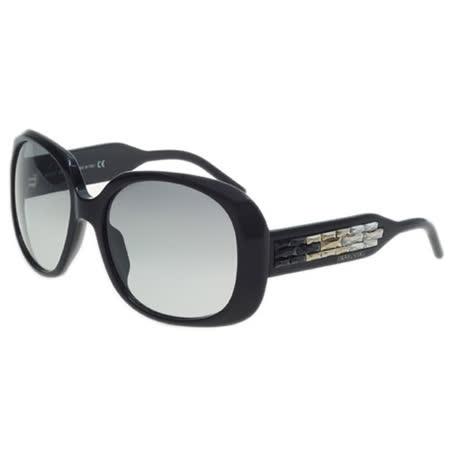 SWAROVSKI-時尚太陽眼鏡(黑色) SW8